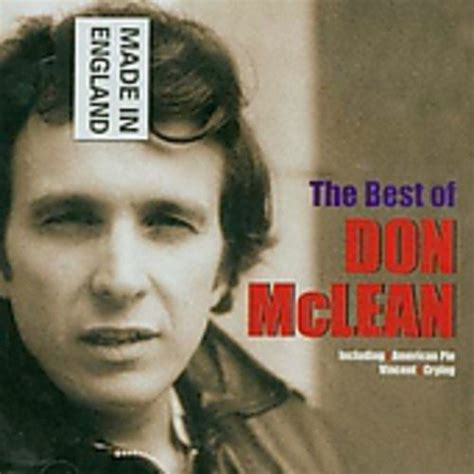 don mclean the best of don mclean album zortam