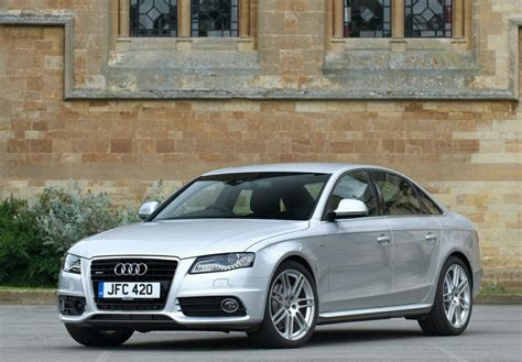 audi a4 range reigns supreme in germany