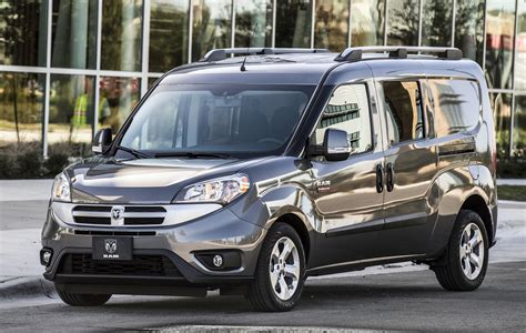 2018 Ram Promaster City  Overview Cargurus