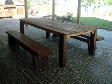 Woodwork Diy Wood Outdoor Table Pdf Plans Fountains For Backyards Marthas Backyard Nz How To Build A Fire Pit Hill Ideas Easy Makeovers Bird Shop Portland Brick Grill Pump Track