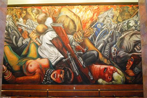 catharsis frescoes by jose clemente orozco 1883 1949
