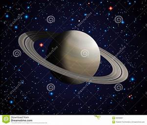 Saturn Stock Image - Image: 33339361