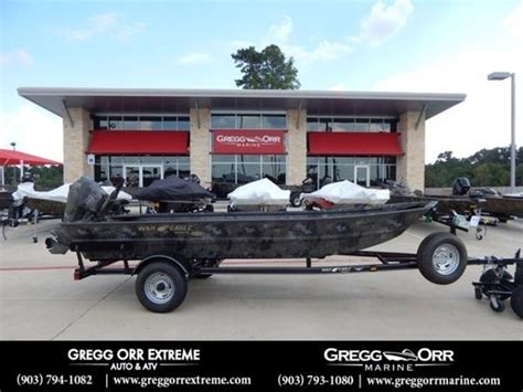 War Eagle Boat Dealers In Texas by War Eagle Sportsman 542fld Boats For Sale