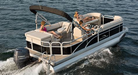 Sea Ray Pontoon Boats For Sale by Pontoon Boats For Sale