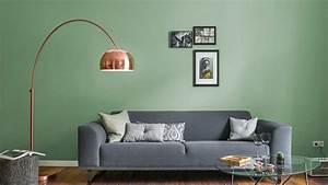 Wohnzimmer Farbe Gestaltung : wandfarben ideen im wohnzimmer hier inspiration holen ~ Markanthonyermac.com Haus und Dekorationen