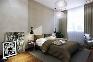 Moderne Lampen Schlafzimmer : kleines schlafzimmer modern gestalten designer l sungen ~ Whattoseeinmadrid.com Haus und Dekorationen