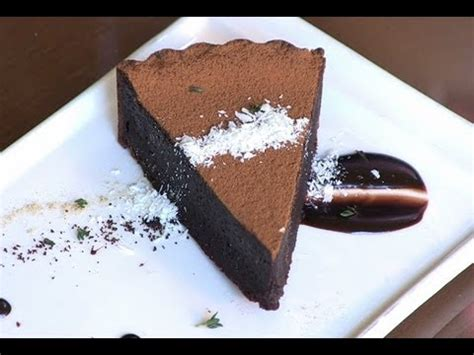 indian restaurant special tips on plating desserts at cafe melange with mini ribeiro
