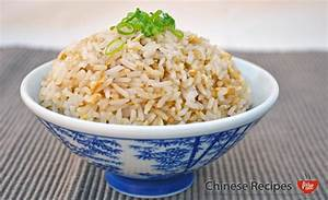 Chinese Fried Rice Recipe With Egg Best Recipe 2018