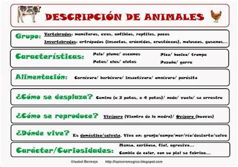 Lapicero MÁgico Descripción De Animales