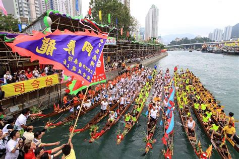 Dragon Boat House by Experience Dragon Boat Festival With The Peninsula Hong