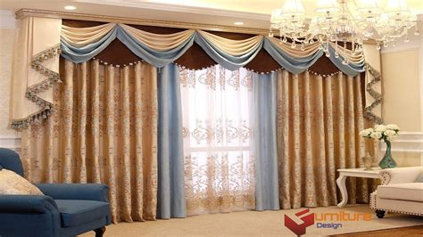 Home Curtain : Curtain Design For Home Interiors India