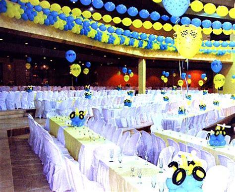 id 233 es de d 233 coration de salle avec des ballons organiser f 234 te et anniversaire