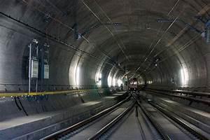 World's Longest Tunnel to open in Switzerland | wordlessTech