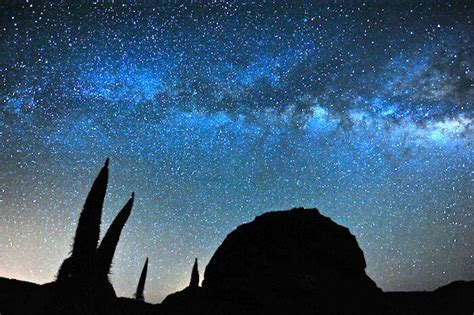 Stargazing at the Teide National Park by night Tenerife