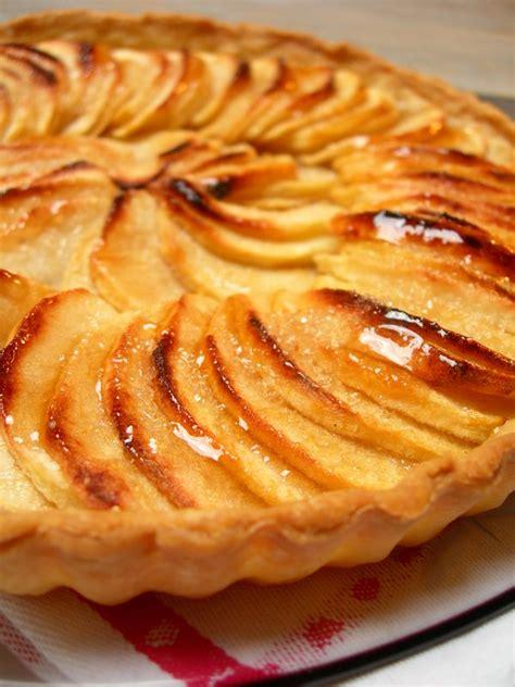 tarte aux pommes une autre cuisine