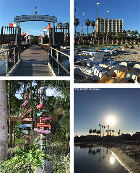 Catamaran Resort San Diego Pool by Catamaran Resort And Spa San Diego The Mom Reviews