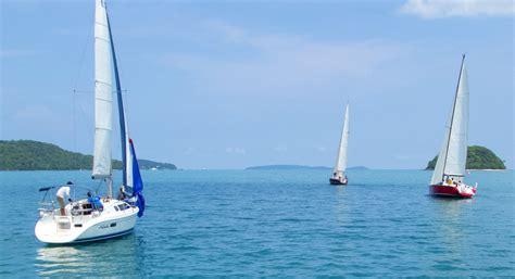 Phoenix Boats Phuket by Phoenix Rises In Phuket Yacht Race Series