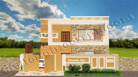 6 Marla Home Design 3d : 3 Marla House Design In 3d
