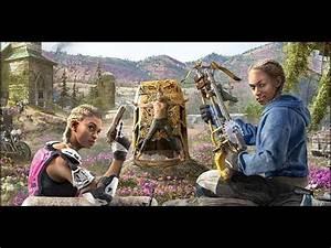 Far Cry New Dawn - World Premiere Gameplay Trailer - YouTube