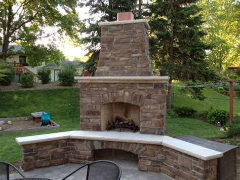 Outdoor Fireplaces : Minneapolis Outdoor Fireplaces