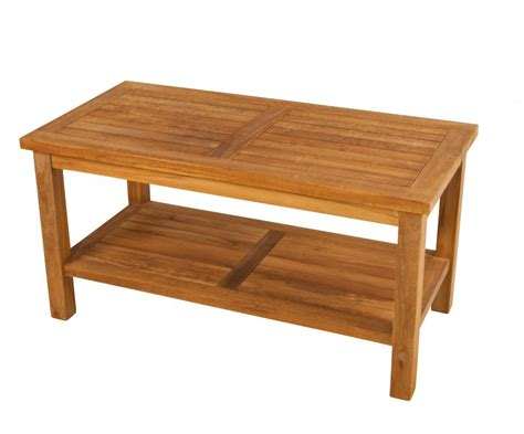 Teak Coffee Table  Square And Rectangular Teakunique