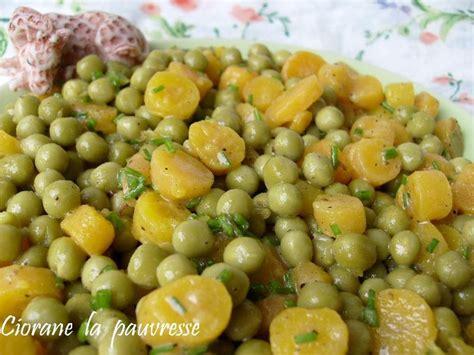 salade de petits pois la cuisine de quat sous