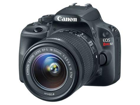 Canon EOS Rebel SL1  100D Price, Specs, Release Date