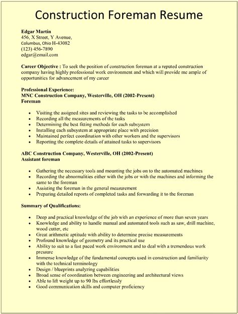 Construction Foreman Resume Template For Microsoft Word. What To Write For Profile On Resumes Template. Medical Laboratory Assistant Resume Template. Professional Resume For Nurses Template. List In Mla Format Template. Sample School Teacher Cover Letter Template. Sign Off Cover Letter Template. Sample Of Vintage Wedding Invitation Template. Sample Of Appeal Letter For Exam Result Sample