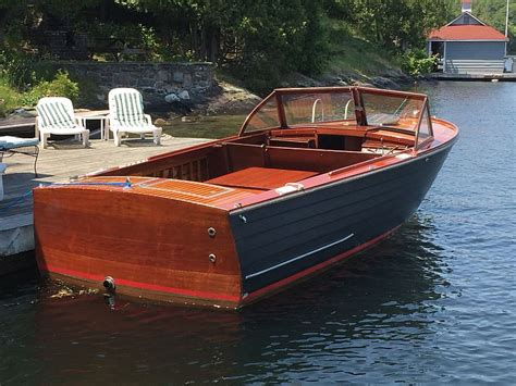 Old Wooden Boats For Sale by Classic Antique Wooden Boats For Sale Port Carling Boats