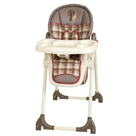 baby trend trend high chair northridge plaid ebay