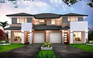 duplex and townhouse plans home builders brisbane forest glen 50 5 duplex level by kurmond homes new