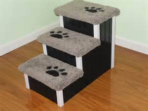 Pet Stairs For Beds by Stairs Pet Steps For Dogs 18 High Stairs