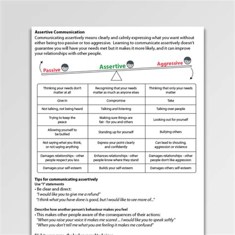 Selfesteem  Therapy Worksheets  Psychology Tools