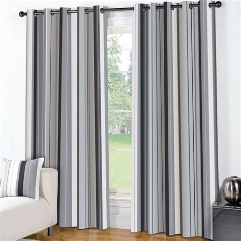 curtains black grey and white curtain menzilperde net