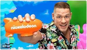 NickALive!: WWE Superstar John Cena To Host Nickelodeon's ...