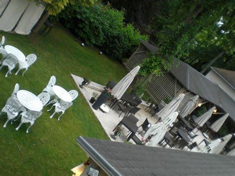 terrasse picture of le chalet du parc yerres tripadvisor