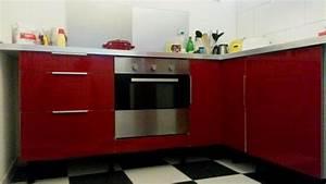 Ikea Küche Abstrakt : ikea faktum k che abstrakt rot hochglanz in berlin ikea m bel kaufen und verkaufen ber ~ Markanthonyermac.com Haus und Dekorationen