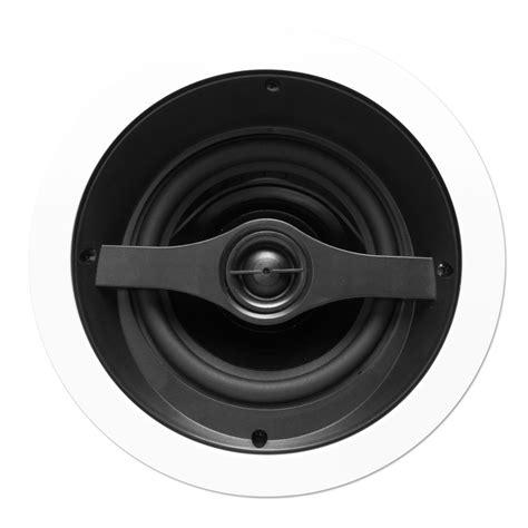 truaudio revolve rev6 lcr 3 directional in ceiling speakers