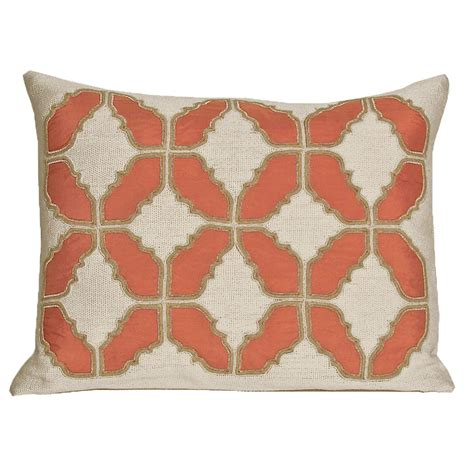 kevin o brien studio baroque tiles decorative pillow