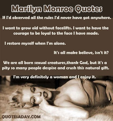Top 10 Marilyn Monroe Quotes Quotesgram. Morning Love Quotes For Her Tagalog. Faith Quotes On Marriage. Summer Quotes Pinterest 2014. Trust Quotes For Instagram. Bad Day Quotes Tumblr. Beautiful Young Quotes. Positive Quotes About Success. Book Quotes Sky