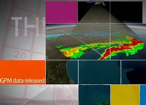 This Week at NASA: Global Precipitation Measurement Data ...