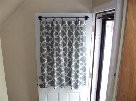 Back Door Front Door Window Curtain Custom By Countrycustoms Croydex Shower Curtain Brown Gingham Curtains Pink Fairy Yellow Modern Black And Lime Plaid Swag Sewing Patterns Beautiful Lace