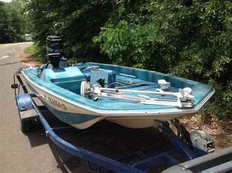 Old Bass Boat by Bass Boats Old Skeeter Bass Boats