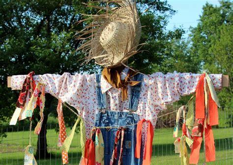 Diy Scarecrow For Garden how to make a scarecrow eco snippets