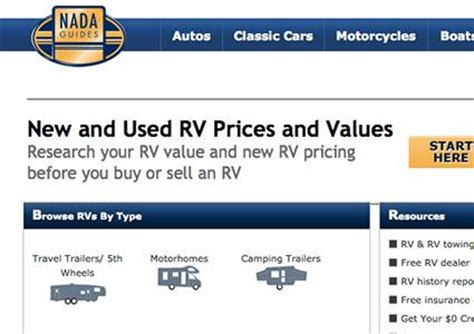 How To Find Book Values For Rvs