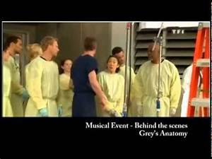 "Grey's Anatomy - Sara and Jessica HUG!, 7x18 ""Song beneath ..."