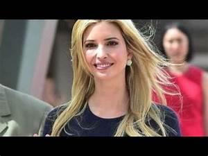 Ivanka Trump joins her father on job push - YouTube
