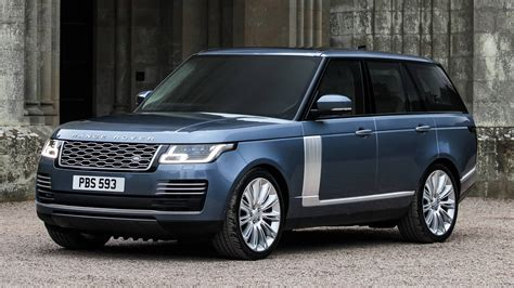 News  2018 Range Rover Sleeker, Plusher, Greener