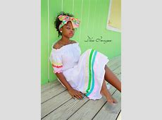 Turks and Caicos National Dress Beautiful by Nature