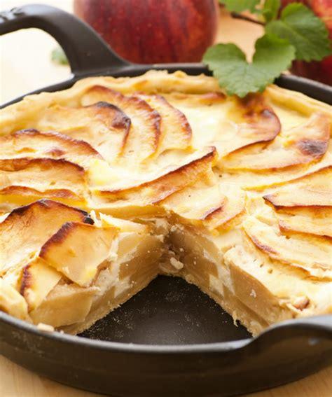 dessert classique comment faire une tarte aux pommes